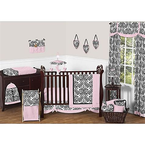 Jojo Designs Crib Bedding Sweet Jojo Designs 11 Crib Bedding Set Buybuy Baby