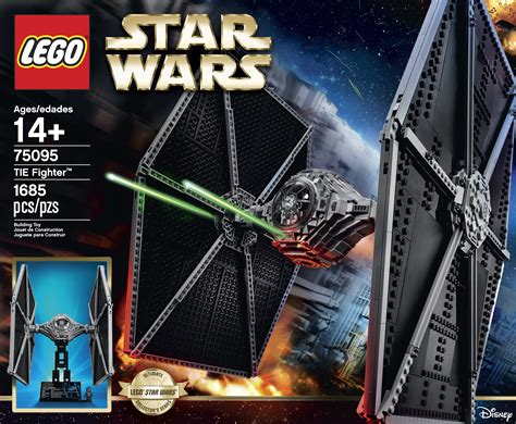 lego 75095 ucs tie fighter australian price and release date