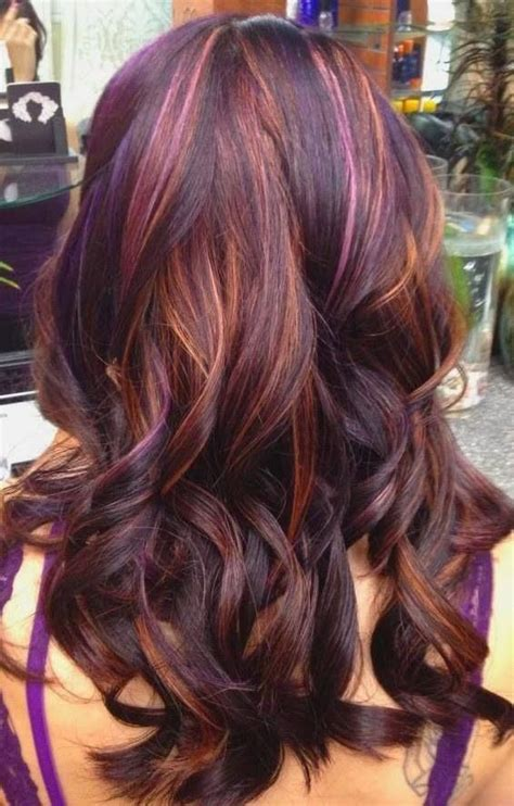 pretty hairstyles and colors 16 amazing colored hairstyles pretty designs