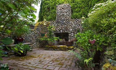 New Arrangements For A Historic Garden The Seattle Times Rock Garden Seattle