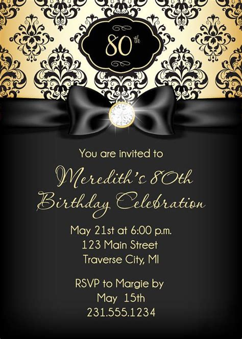 17 best ideas about birthday invitations adult on