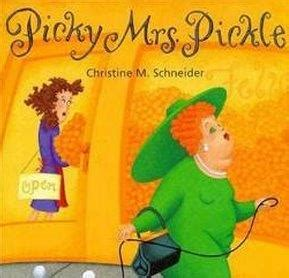 1 2 3 you me books picky mrs pickle just books read aloud