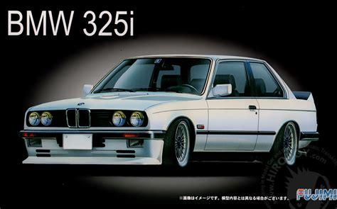 Fujimi Bmw 325i 124 1 24 bmw 325i fuj 126104 fujimi