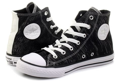 Converse Chuck All Speciality Hi Black Si converse tenisky chuck all specialty hi
