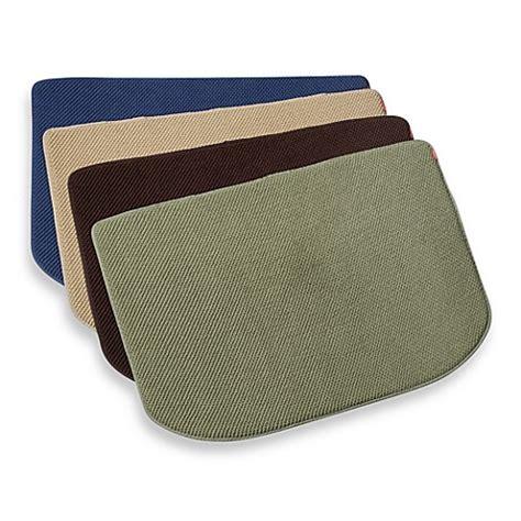 memory foam kitchen mats microdry 174 memory foam luxury kitchen mat bed bath beyond