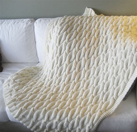 chunky aran knitting patterns cable afghan knitting patterns in the loop knitting