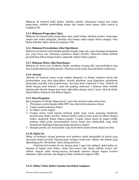 format outline skripsi akuntansi contoh resume dari jurnal contoh 36