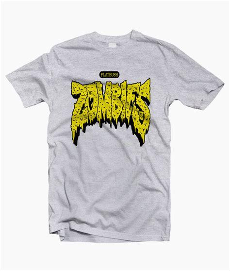 Zombies Flatbush Logo T Shirt flatbush zombies t shirt unisex size s 3xl