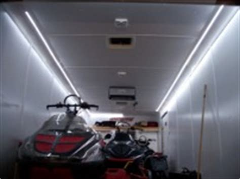enclosed trailer led lights bluhm enterprises