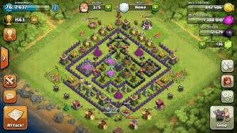 Coc best th8 farming base apps directories
