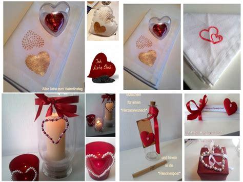 süße valentinstag geschenke zum selbermachen selbstgemacht diy valentinstag ideen zum selbermachen
