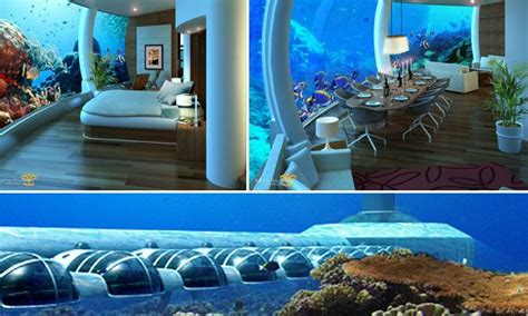posiedon undersea resort 1 top 5 underwater resorts these unbelievably amazing rooms of underwater hotels will
