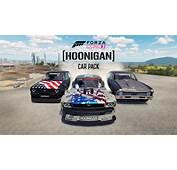 Forza Horizon 3  Hoonigan Car Pack Achievement List Revealed