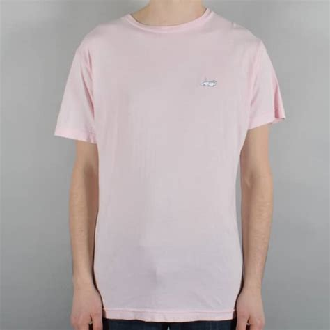 Kaos Rip N Dip T Shirt Rip Dip Tees Ripndip Ripdip 20 rip n dip castanza t shirt pink skate clothing from skate store uk