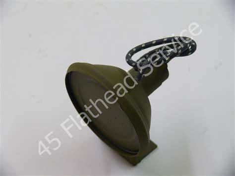 Wl V915 33 Headlight Cable fenderl 1942 canadian wlc 45 flathead service