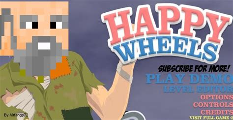 happy wheels full version minecraft black and gold games happy wheels mods