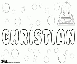 name christian coloring pages boy names with c coloring pages printable games