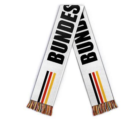 football scarf bundes trainer custom made wildemasche