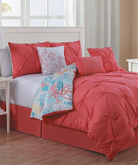 coral bedding set 25 best ideas about coral comforter set on pinterest