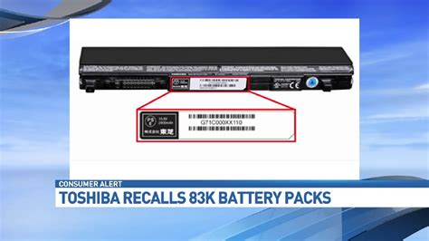 toshiba expands battery pack recall woai