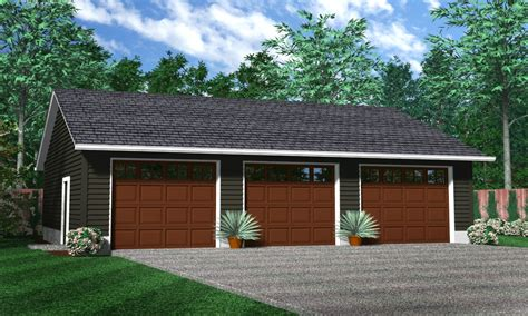 3 car garage ideas detached 3 car garage plans 5 car detached garage garage