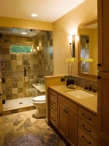 Bathroom Tile Color Ideas Slate Tile Color Variety Bathroom Home Design Examples