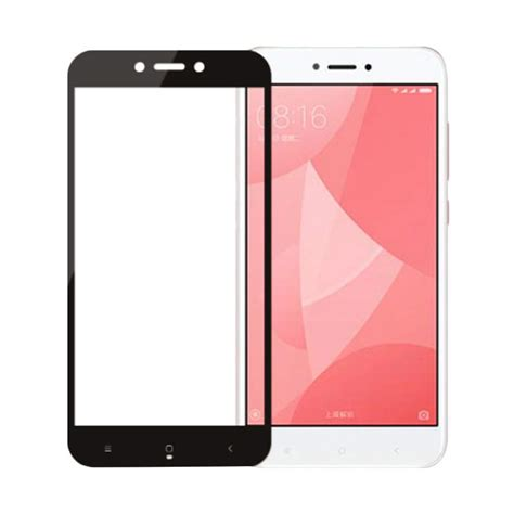 Anti For Xiaomi Redmi 5a jual qcf tempered glass screen protector for xiaomi