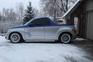 Truck Chrysler Viper V10 Powered Chrysler Pt 10 Cruiser Truck For