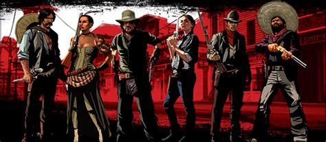 Red Dead Redemption ? Liars and Cheats DLC Pack Coming