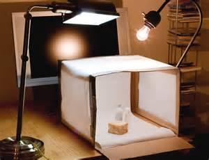 Handmade Light Box - how i made a photo box