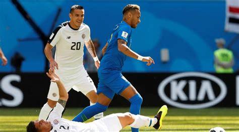 brazil vs costarica brazil vs costa rica fifa world cup 2018 match highlights