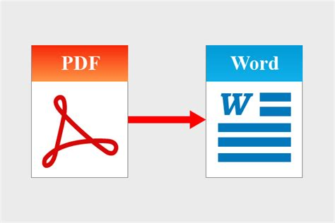 convert pdf to word using word how to convert pdf to word step by step guide