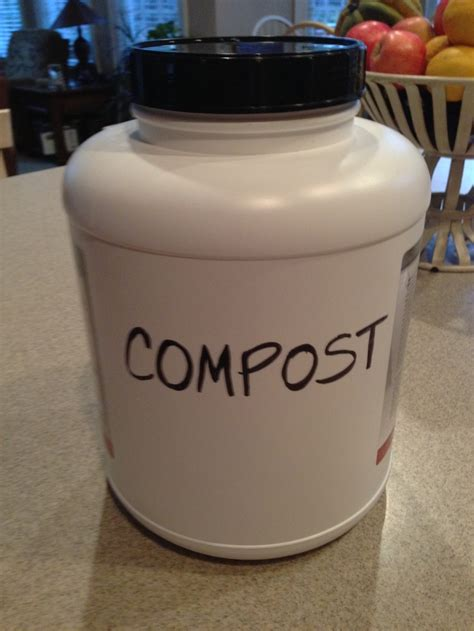 compost canister kitchen green kitchen compost container gestablishment home ideas