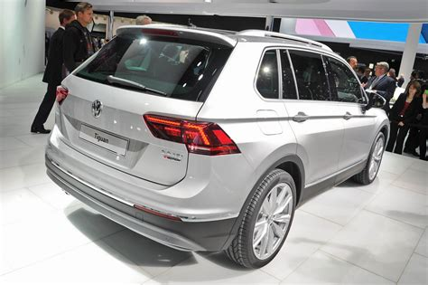 volkswagen new new volkswagen tiguan promises to be better in every way