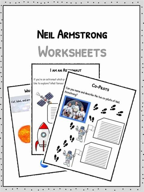 biography of neil armstrong ks2 stunning black history month printables homework sheets
