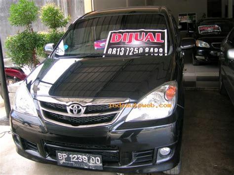 Lu Depan Avanza Tahun 2010 jual toyota avanza batam tahun 2010 situs jual beli mobil