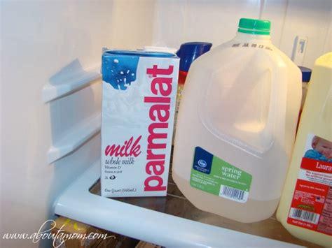Milk Shelf by Shelf Safe Milk Milk That Is On The Go