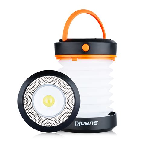 battery powered flame light led cing tent light lantern hiking l torch