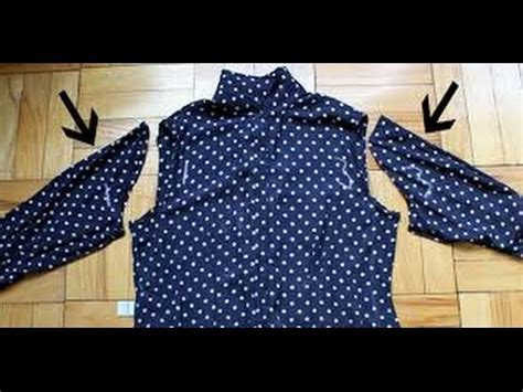 Zania Top Blouse Hq how to attach sleeves to kurti kameez blouse tops dress easy tutorial