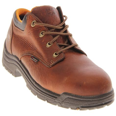 timberland pro titan oxford safety toe oxford and free