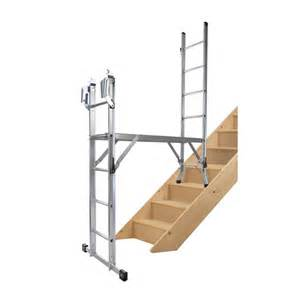 abru 5way combination ladder and platform at wilko