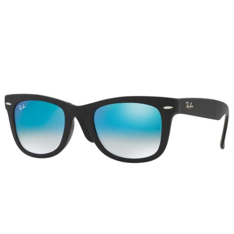 Rayban Wayfarer Folding Original ban wayfarer folding sunglasses matte black rb4105 60694o