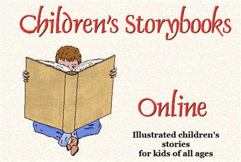 Children S Storybooks 4 tech coach free k 12 audio books and ebooks