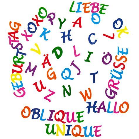 Buchstaben Aufkleber Basteln by Abc Alphabet Sticker Buchstaben Aufkleber Kinder Lernen Ebay