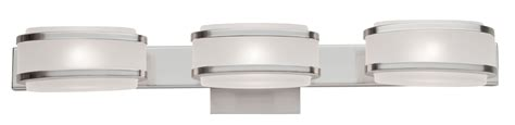 Ada Compliant Bathroom Fixtures Artcraft Lighting Ac533bn Brushed Nickel Boulevard 3 Light Ada Compliant Bathroom Fixture