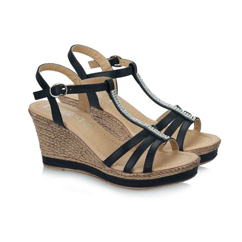 Wedged Sandals strappy wedge sandals crafty sandals