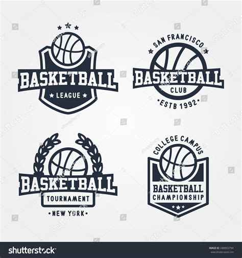 Basketball Logos For T Shirts Www Imgkid Com The Image Kid Has It Basketball Team Logo Template