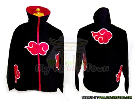 Jaket Anime Akatsuki wts anime shirt jacket costume note tenipuri dll singapore