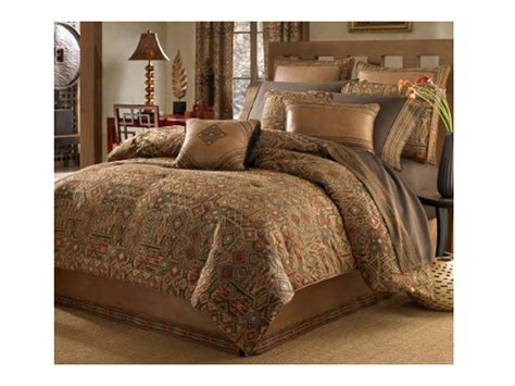 croscill yosemite comforter set cal king shipped free at