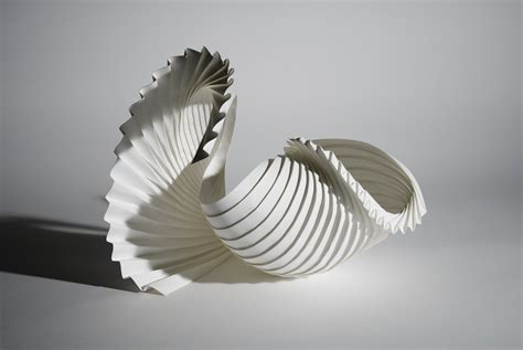 Origami Paper Sculpture - richard sweeney origami meets contemporary maverick